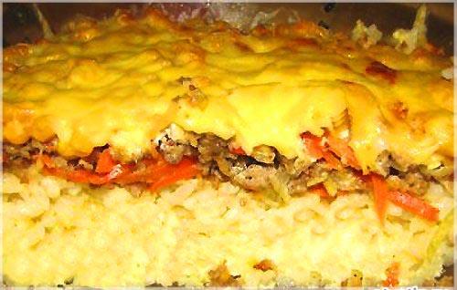 Диетические блюда с рисом - 2